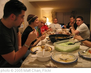 'Turkey Dinner' photo (c) 2005, Matt Chan - license: http://creativecommons.org/licenses/by-nd/2.0/