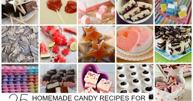 Homework: A Creative Blog: GOOD TASTE: Homemade Candy