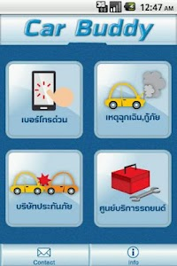 Car Buddy Thailand screenshot 0