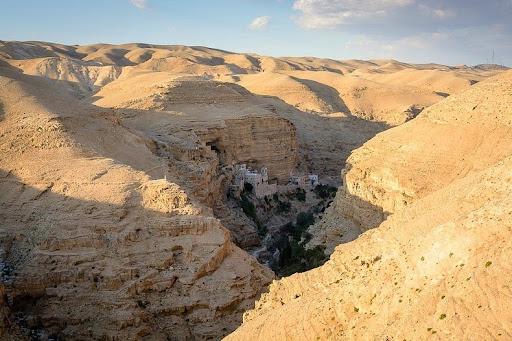 monastero-wadi-Qelt-2