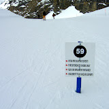 #59 is really steeeeep. At one place you can't even see the slope.