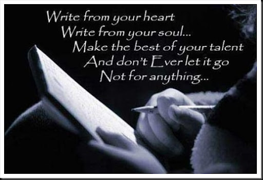 Write from Your Heart 1