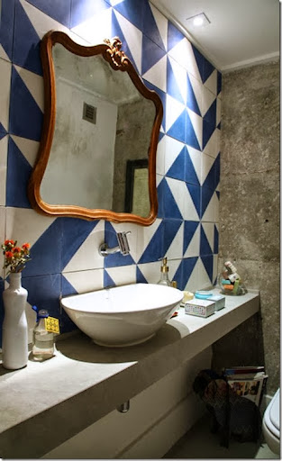 lavabo gabrielamarquesarquiteta