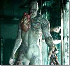 Tyrant Boss do Resident Evil
