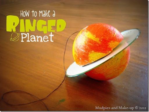 Mudpies And Make Up The Solar System Saturn Amp Uranus