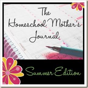 Summer-Edition mother journal