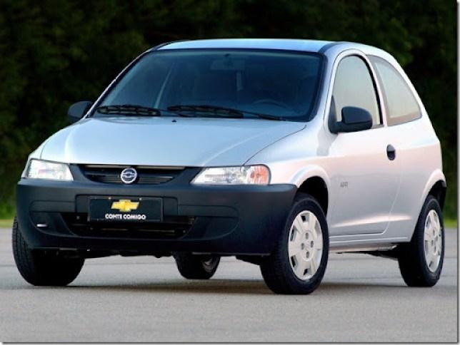 2005 Chevrolet Celta Life. (Brasil) X05CH_CE001BR