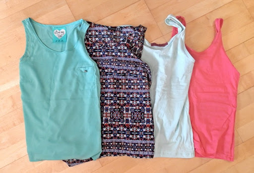 summer clothes haul 8