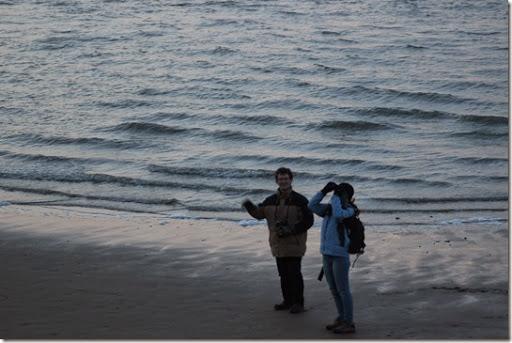 Wilhelmshaven Niedrigwasser