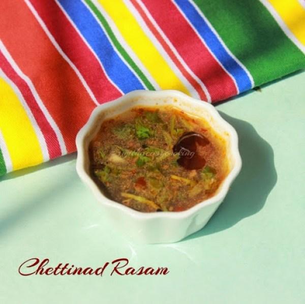 Chettinad Rasam2