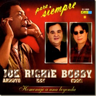 Richie Ray Y Bobby Cruz - Homenaje A Una Leyenda Joe Arroyo - F