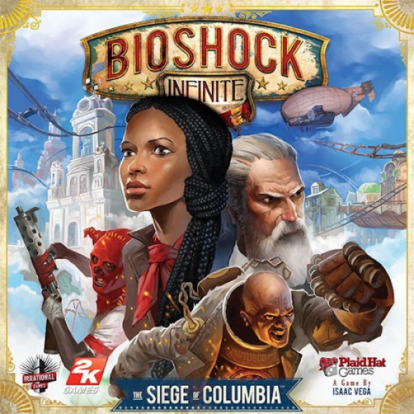 Bioshock Infinite Siege of Columbia