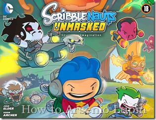 Scribblenauts Unmasked - A Crisis of Imagination 013-000