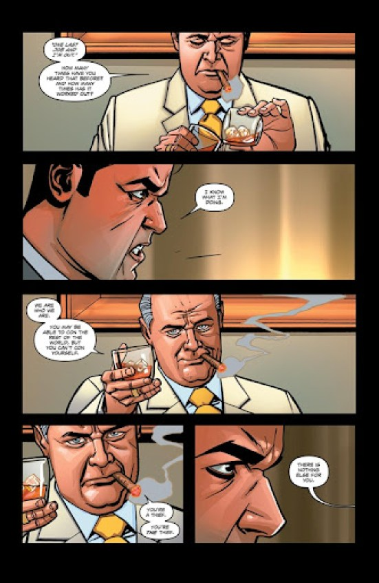 Thief of Thieves #15 - página 5
