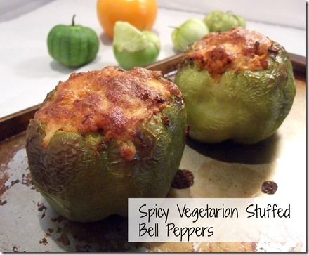 Spicy Bell Peppers