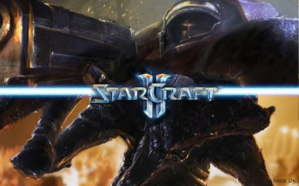 StarCraft II Terran Vs Zerg