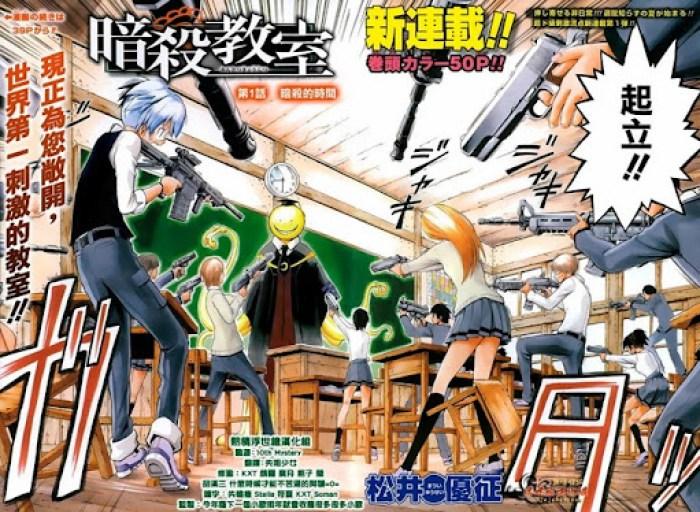 Ansatsu_Kyoushitsu-manga