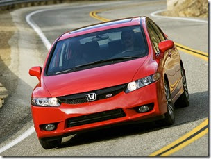 2009 Honda Civic Si Sedan