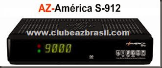 AZAMERICA S912 HD