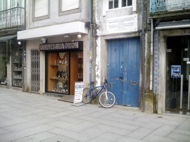 Estacionamento bici 072