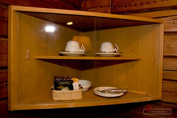 輕井澤王子飯店茶包