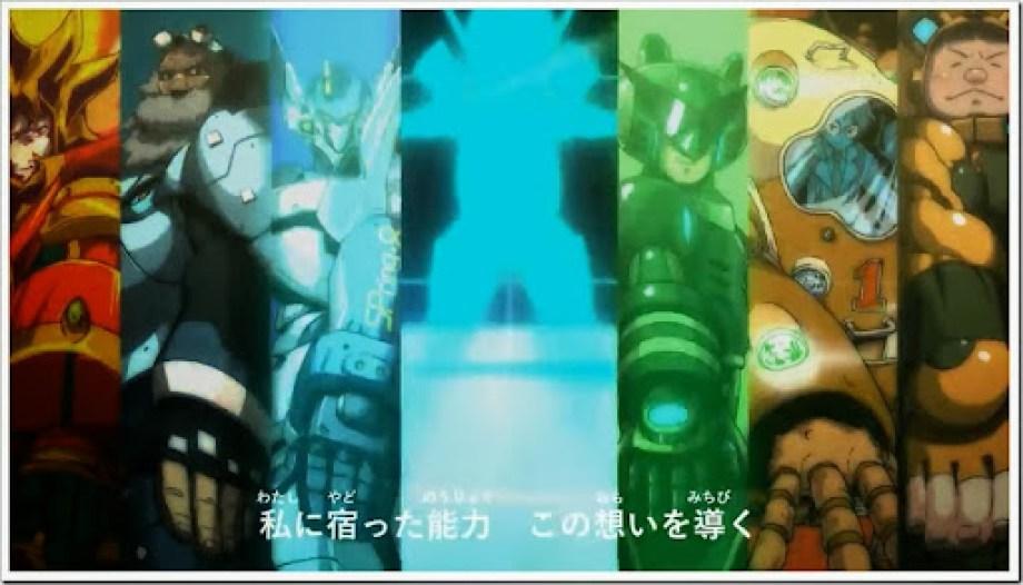 Mirai Mitsuko Harima Sakura - fripSide anime_18