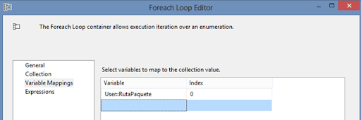 ForEach loop File Enum configuration 02