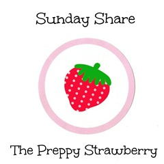 The Preppy Strawberry