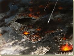 EOW blog meteor impact