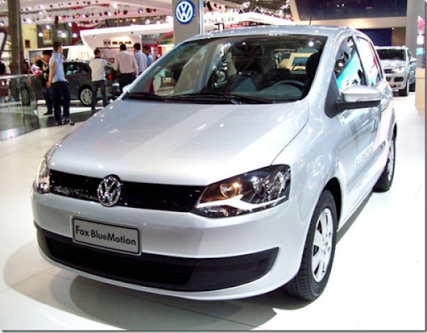 Volkswagen Fox BlueMotion 2013 (2)