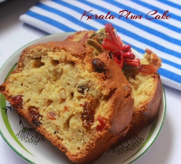Kerala Plum Cake2