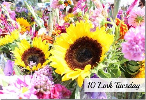 10 Link Flowers