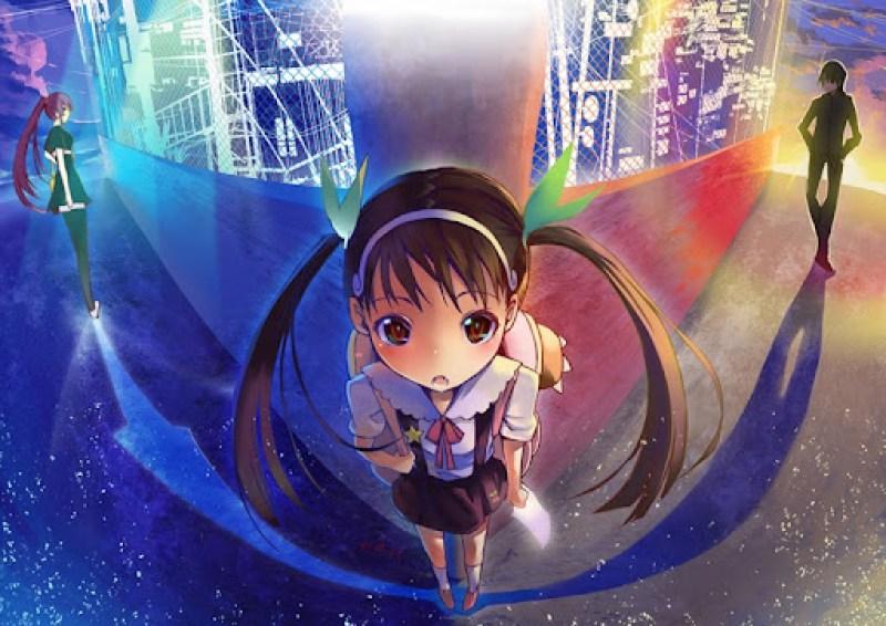 Kabukimonogatari anime