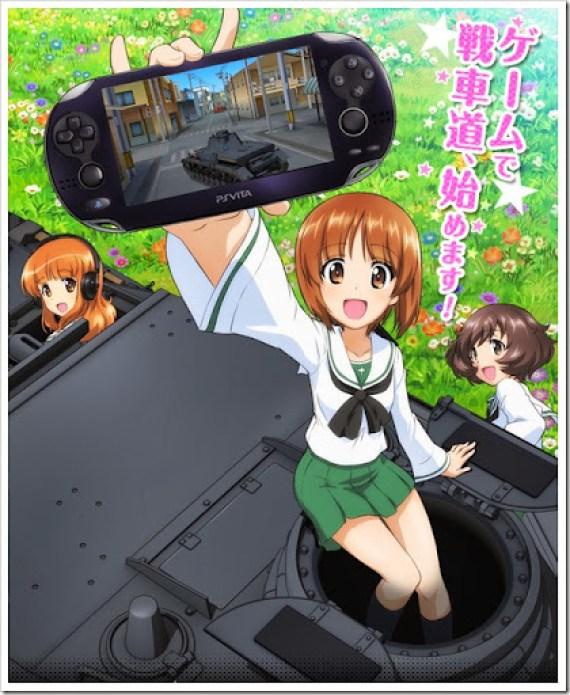 Girls und Panzer Senshadou, Kiwamemasu!