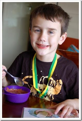 Bear Hunt Snack ~ Our Aussie Homeschool