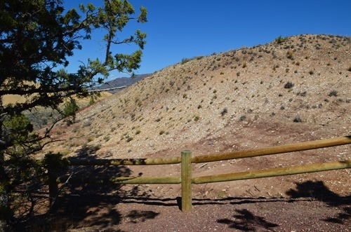 Leaf Hill in the Painted Hills John Day Fossil Beds