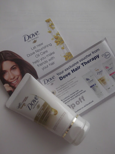 Dove Nourishing Oil Care Express Treatment Conditioner Review