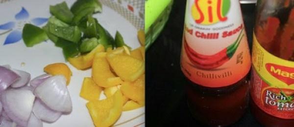 Chilli Chicken step4