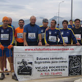1ª Carrera del circuito de preparación de la Foia - Castalla (8-diciembre-2008)