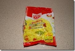 Instant rice sevai
