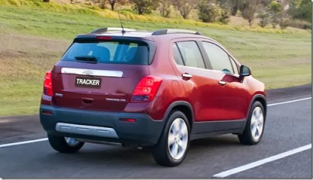 Chevrolet Tracker LTZ 2014 BR (1)