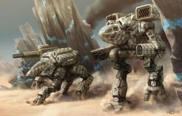 battletech___raiding_jaegers_by_shimmering_sword-d6tvn79