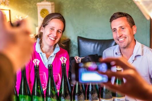 Prüm og Jesper fra Theis Vine - Mikkel Bækgaards Madblog