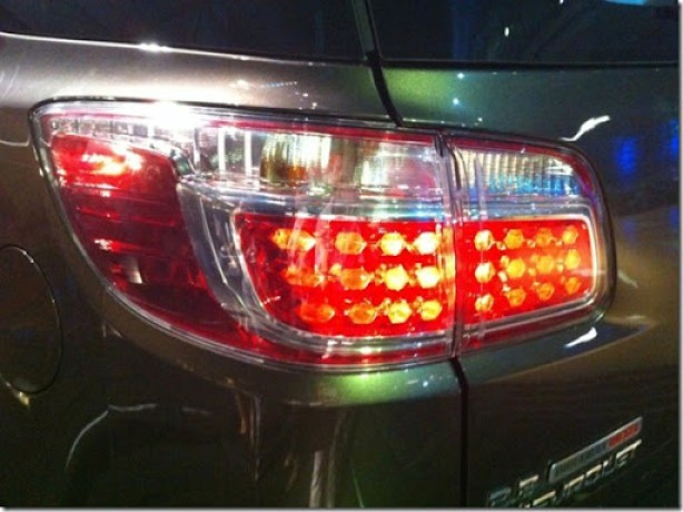 Chevrolet TrailBlazer 2013 (6)