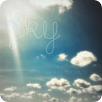 Projektbutton Ein Stueck Himmel von kruemelmonster ag