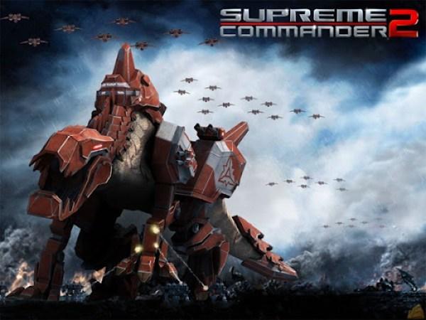 SupremeCommander2-Wallpaper