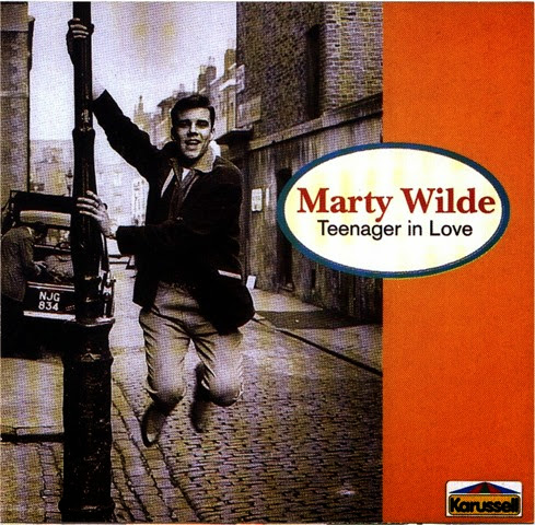Marty Wilde Teenager Fc