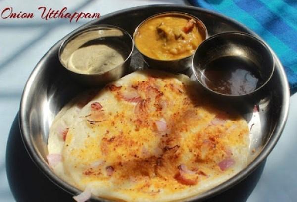 Onion Utthappam3
