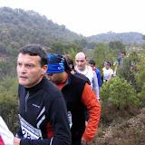 II Carrera de montaña Sierra del Coto (Mónovar)(12-Febrero-2006)