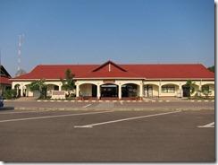 Thanaleng Railway Station Vientiane